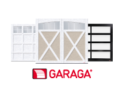 Residential Garage Doors - Cambridge, Eastman and California doors