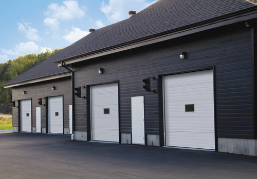 GARAGA - Commercial garage doors
