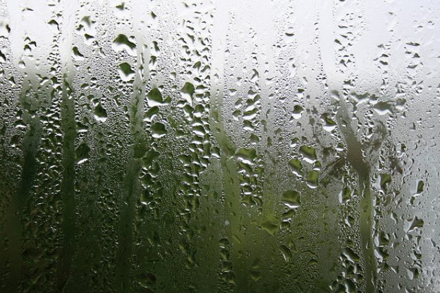 Humidité, condensation, ventilation nécessaire