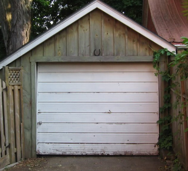 Low headroom garage