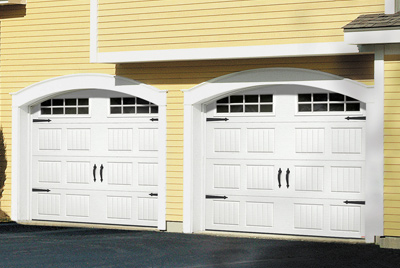 North Hatley, 9' x 7', Ice White, with Standard decorative hardware