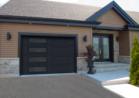Residential Garaga Garage Door