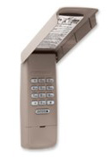 Keypad, exterior, 877LM