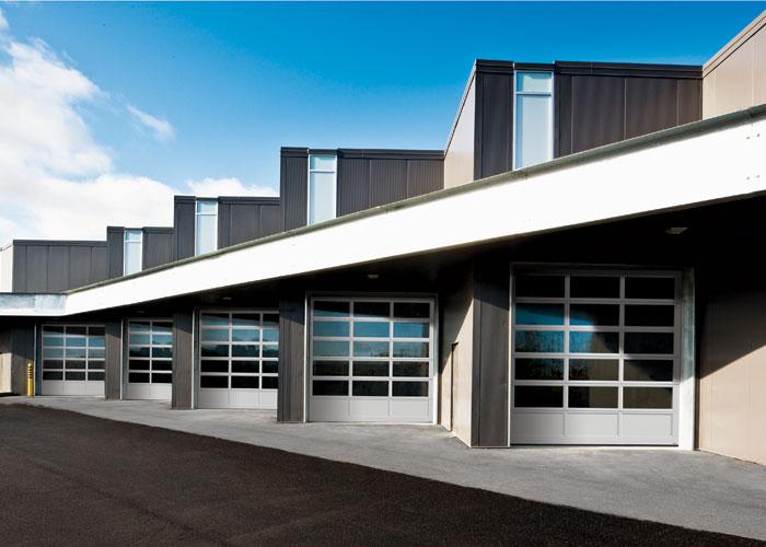 Garaga - Porte de garage commerciale