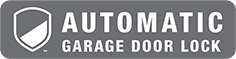 Automatic Garage Door Lock Logo