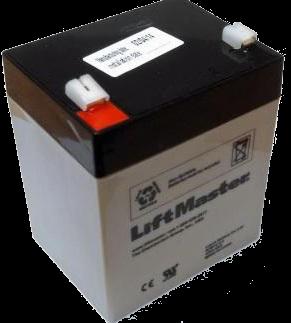 Batterie d'urgence 485LM