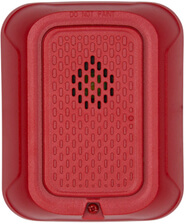Audio alarm (LMH24W) - Red