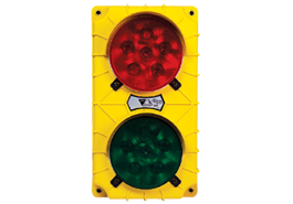 Red/Green Traffic light RGL24LY