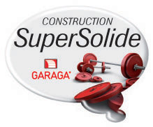 Construction supersolide