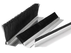Strip Brushes for Weather Seals