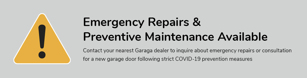 Emergency Repairs & Preventive Maintenance Available