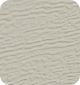 Claystone color for Garaga's steel garage doors