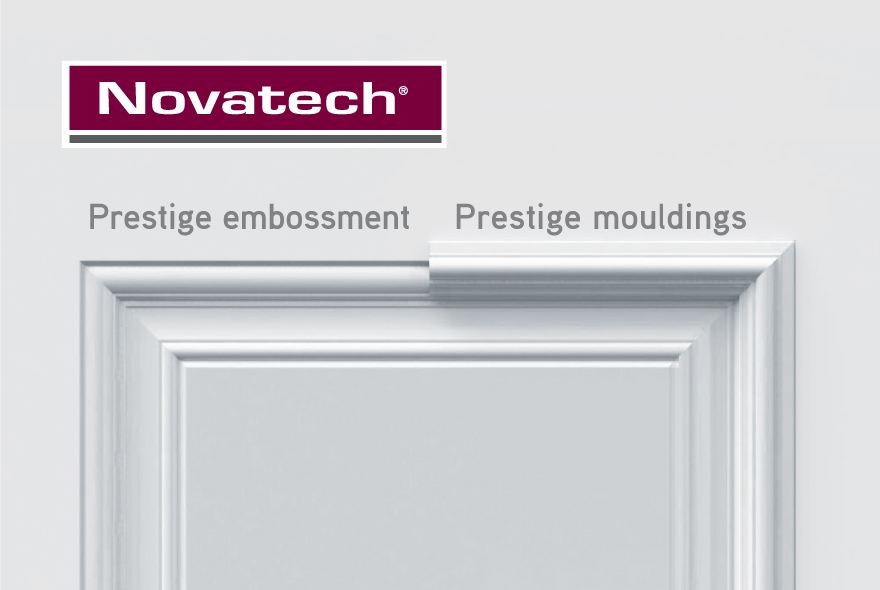 Prestige Collection entry door