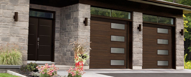 Standard+ Vog, 9' x 8', Chocolate Walnut, window layout: Right-side Harmony