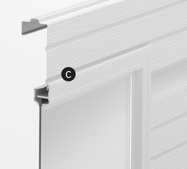 TG‑8024 Window Frames
