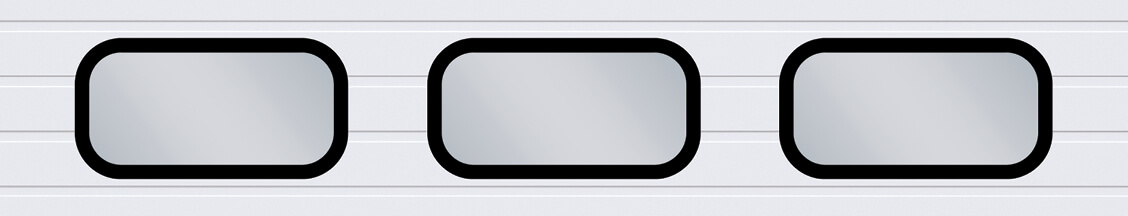 G-5000 Oval windows