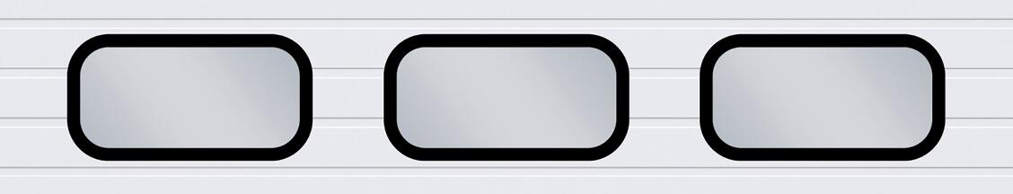 Fenêtres Ovale pour G-1000