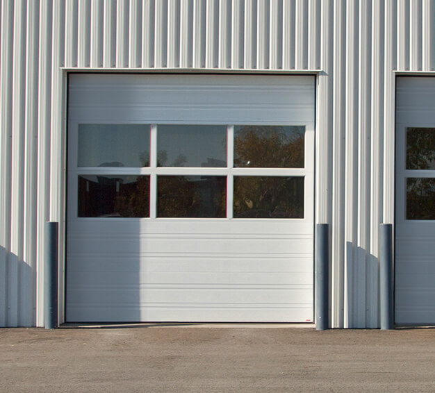 Commercial Industrial Garage Doors Ma Mortland Door Systems