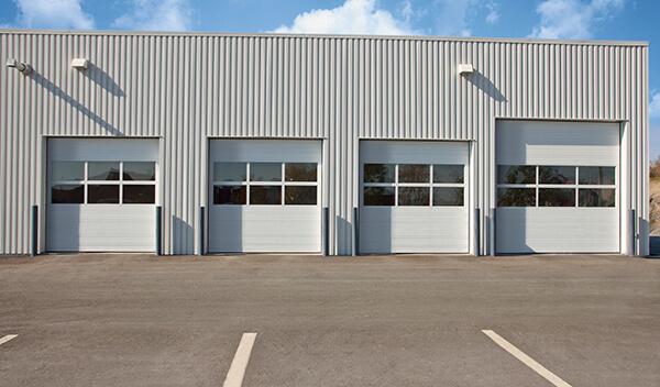 Commercial Industrial Garage Doors Ma Mortland Door Systems