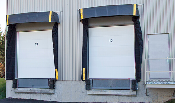 "TG-6200 doors, 8'6"" x 9', Ice White"