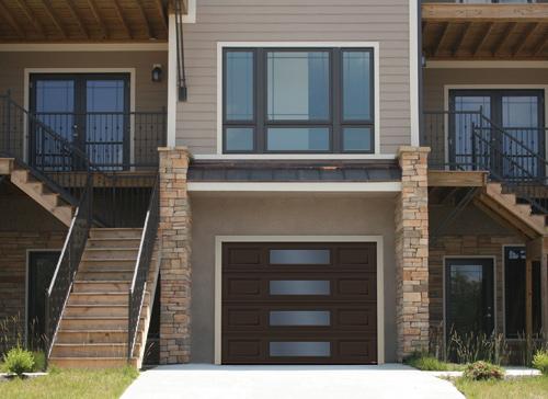 Modern Garage Doors : Contemporary garage doors garaga