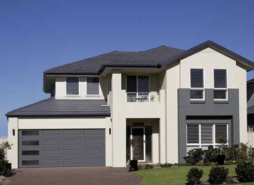 The Other Side Of Garage Doors For Garages : Contemporary garage doors garaga