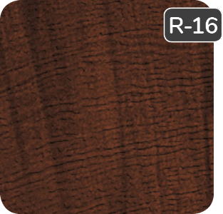 American Walnut color for steel Garaga garage doors