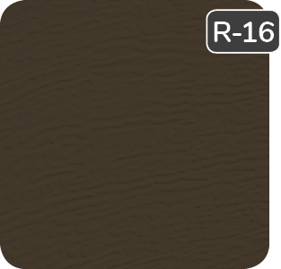 Moka Brown colour for steel Garaga garage doors