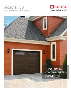 Brochure Acadia 138