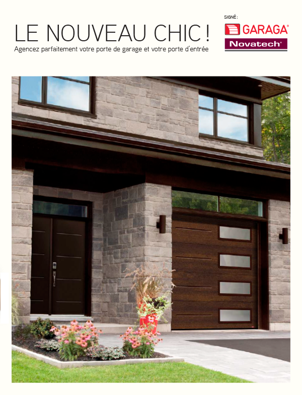 Garaga & Novatech Today's Look Brochure