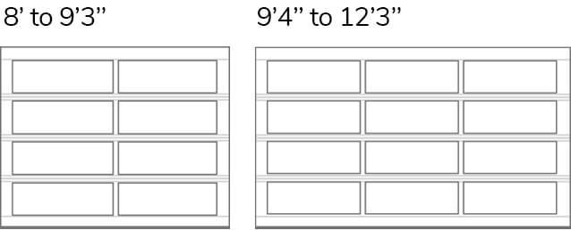 California Common layouts