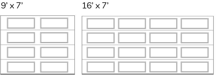 Shaker XL Layout