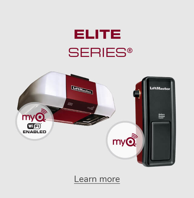 LiftMaster - Elite Series for garage door openers