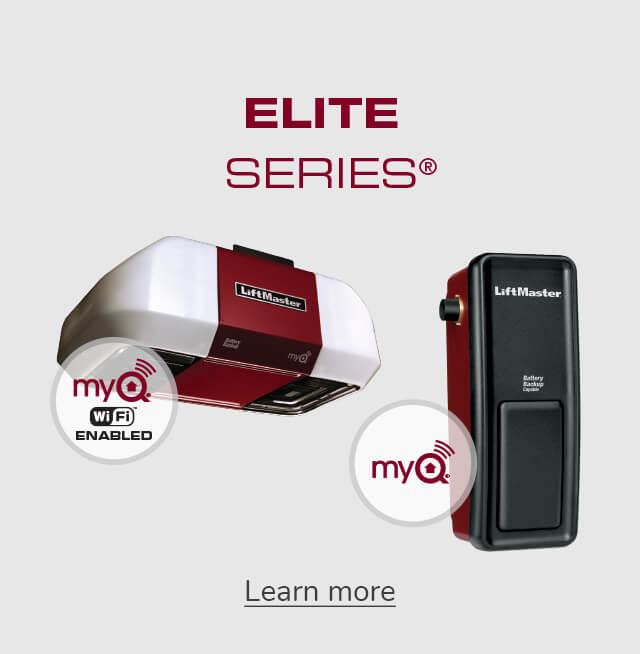 LiftMaster - Elite Series for garage door openers