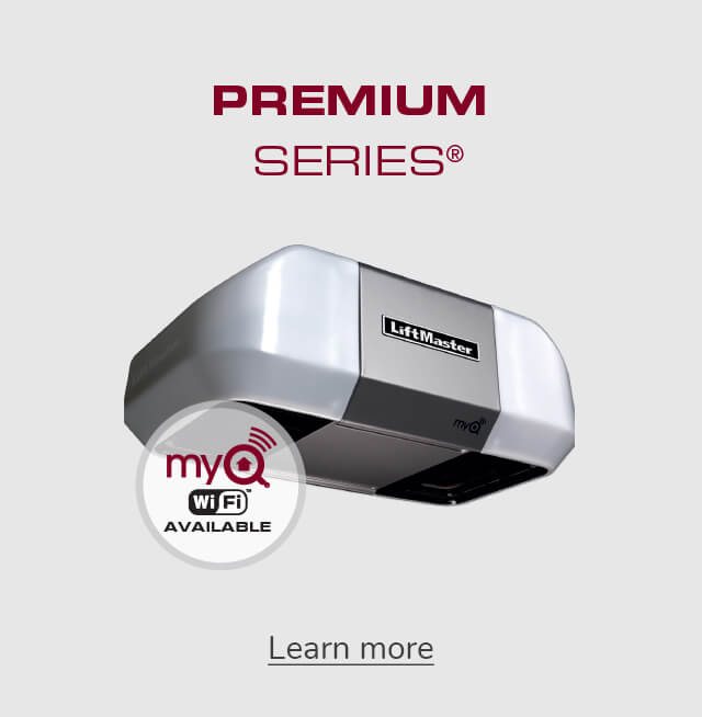 LiftMaster - Premium Series for garage door openers