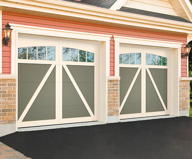 Eastman E 22 Design From Garaga Garage Doors