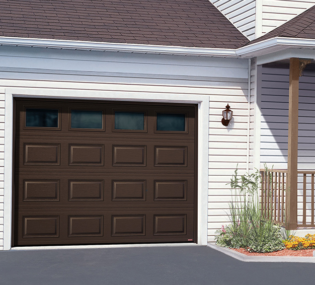 Door Selection Guide : Product selection guide residential garage doors