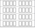 Configuration Shaker-Plat XS