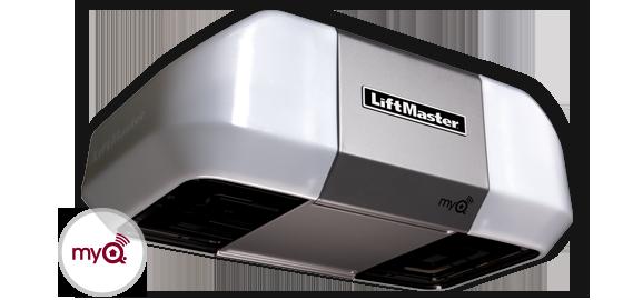 LiftMaster8355W electric garage door opener