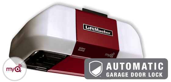 LiftMaster 8550W electric garage door opener