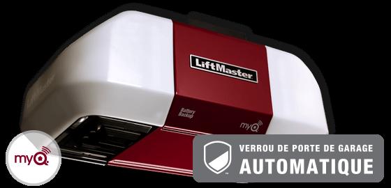 Modèle 8550W avec verrou automatique
