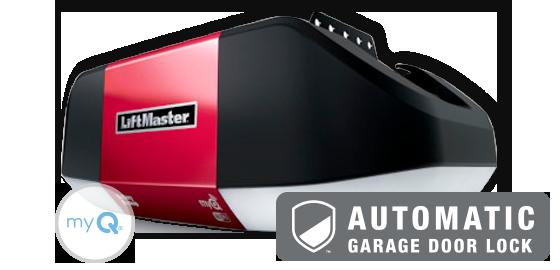LiftMaster WLED electric garage door opener
