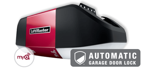 LiftMaster WLED electric garage door opener