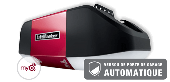 Ouvre-porte de garage électrique LiftMaster WLED