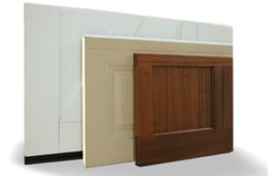 Exceptionnel Replacement Panels (sections). Garage Door Opener Parts