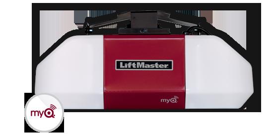 Liftmaster 8587w Residential Garage Door Openers Garaga