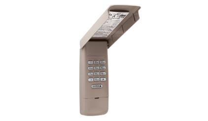 Système d'entrée sans clé et sans fil (877LM)