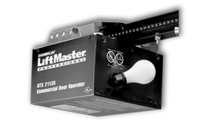 Liftmaster ATS electric garage door openers commercial