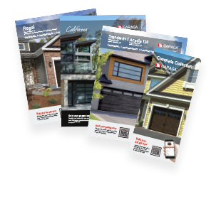 Browse Garaga garage doors by name