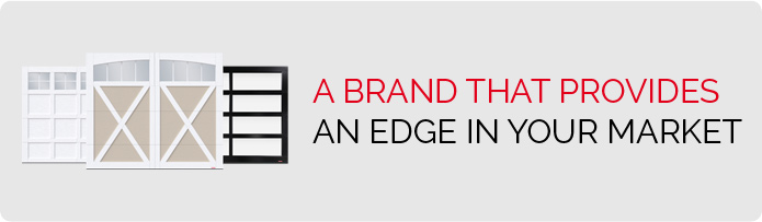 A brand that provides an edge in your market